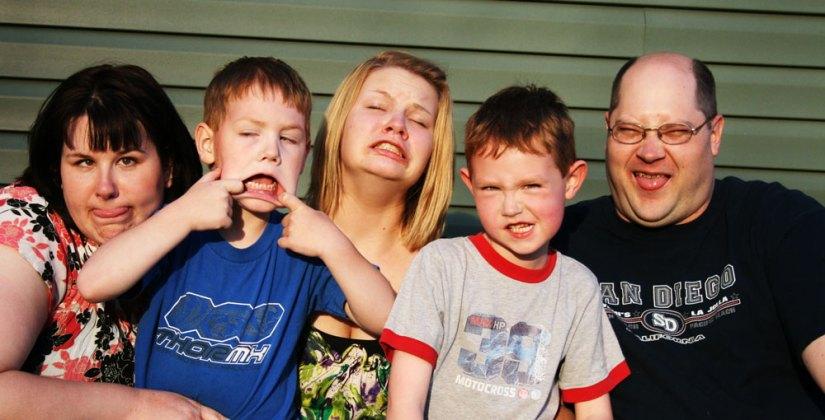 funnyfamily