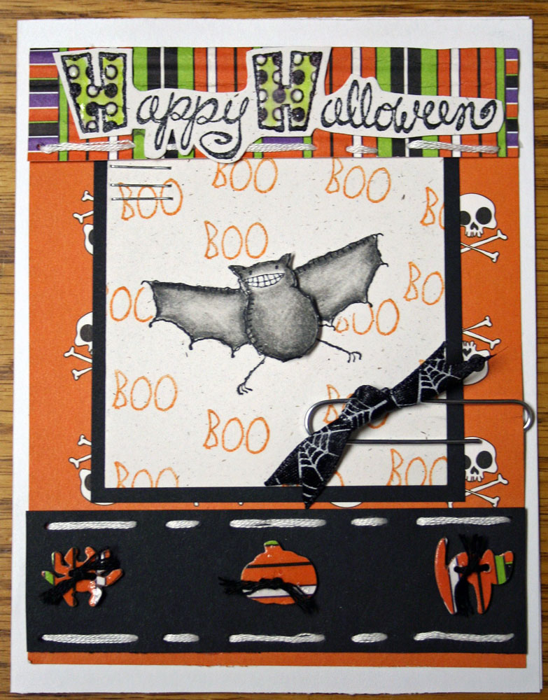 Bat-card