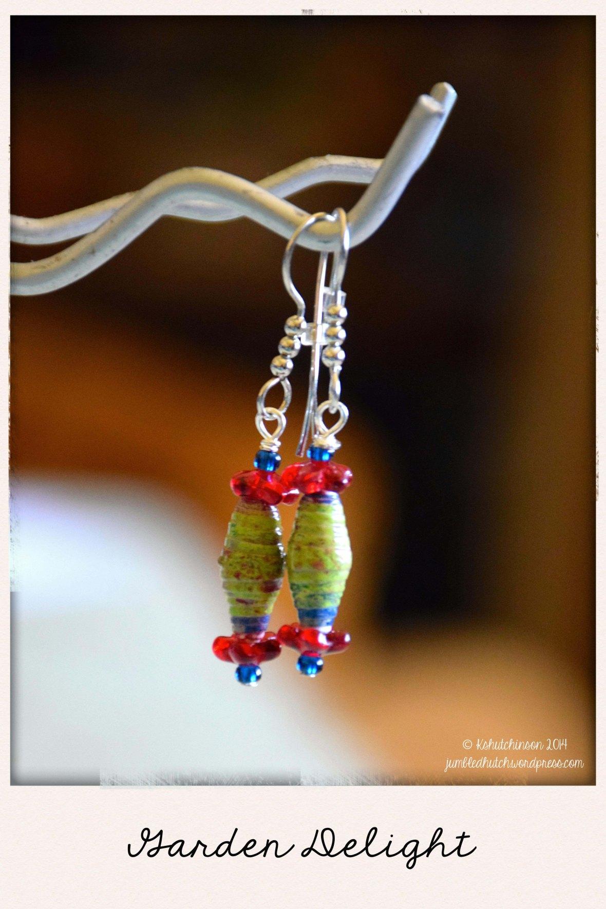greenbluepaperbeadearrings copy